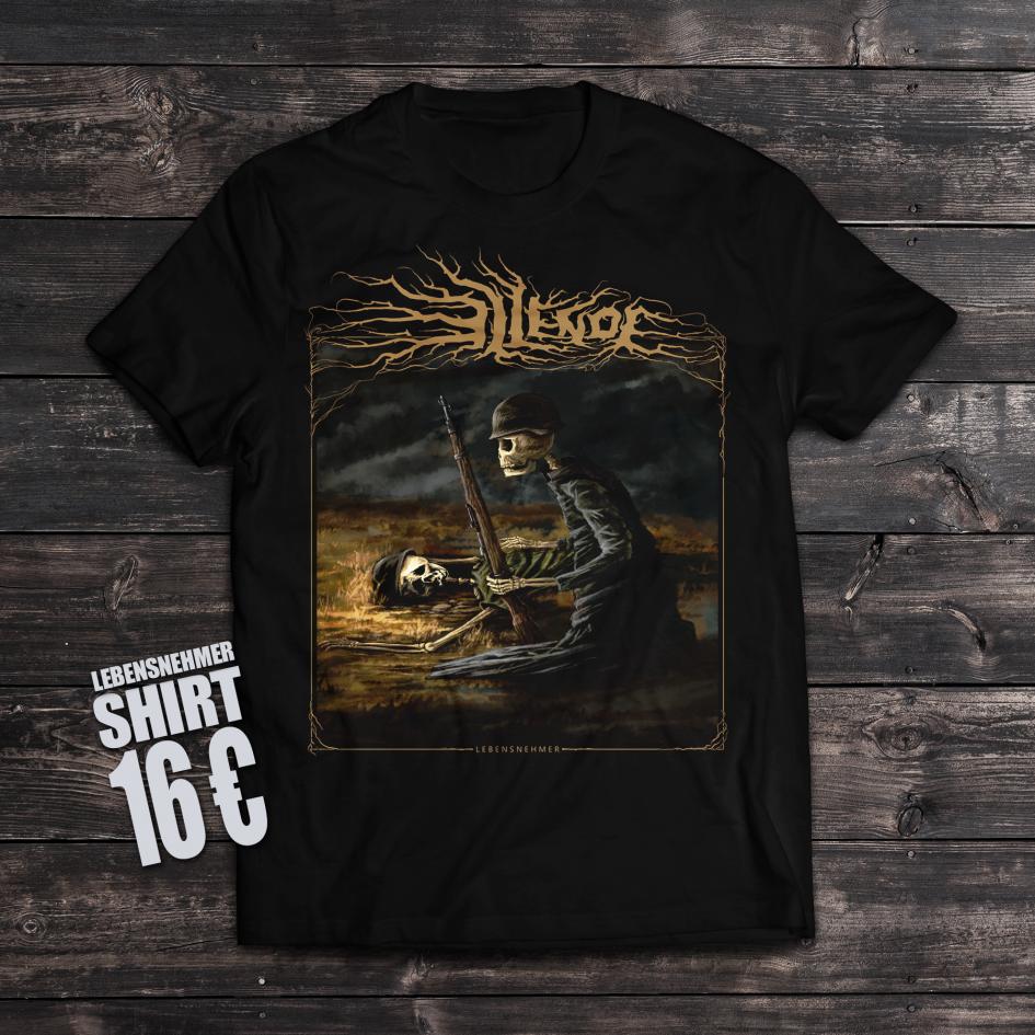 Ellende Lebensnehmer T-Shirt